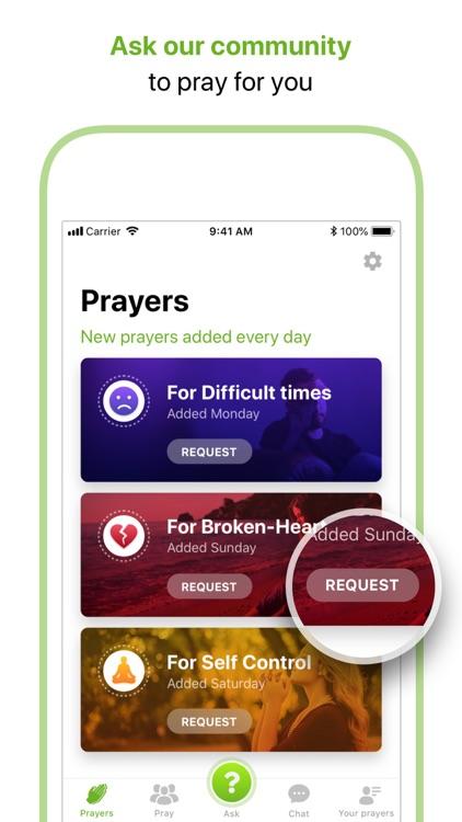 Faith In Us - Prayer Community