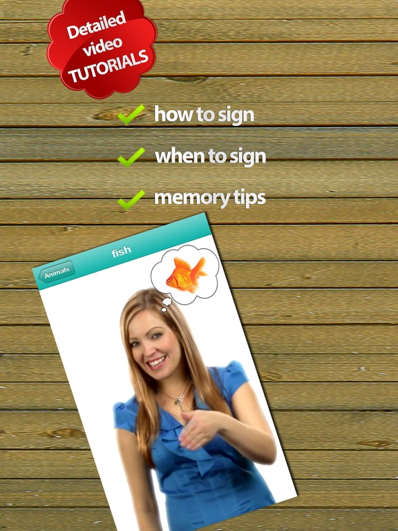 Baby Sign Language Dictionary - ASL Edition-ipad-1