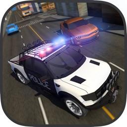 City Police Chase Car Escape