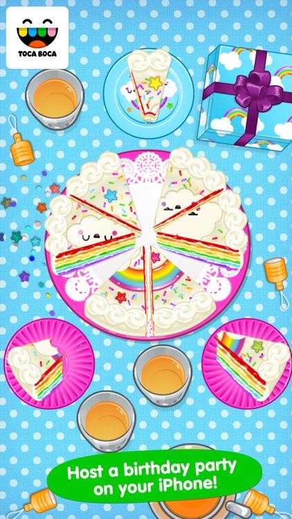 Toca Birthday Party screenshot-0