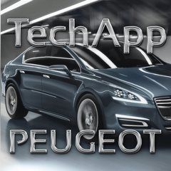 TechApp for Peugeot