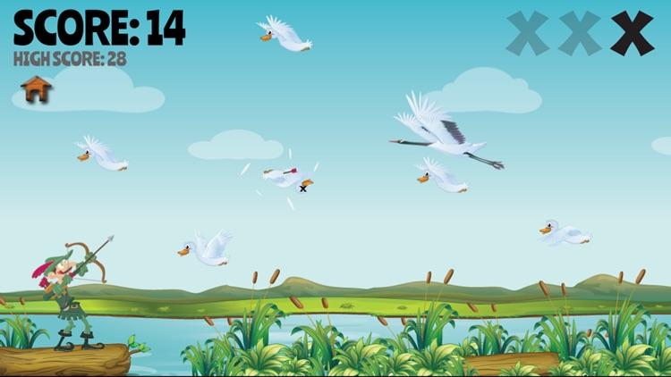 Duck Bow Hunt screenshot-3