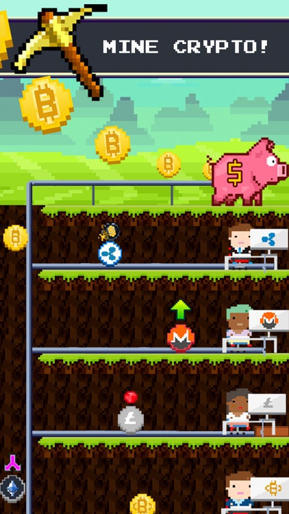 Bitcoin Miner: Idle Tycoon screenshot-0