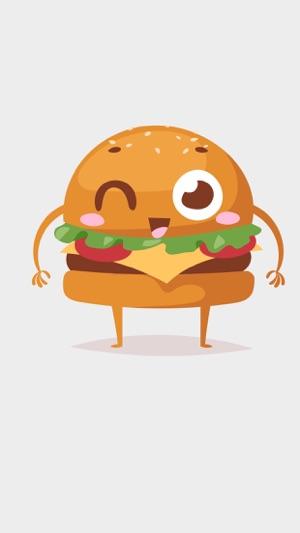 Foodies Stickers Screenshot
