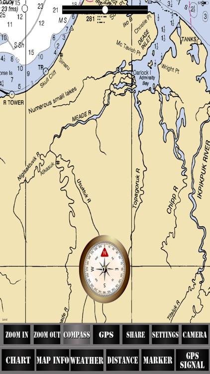 New Jersey USA Nautical Charts screenshot-4