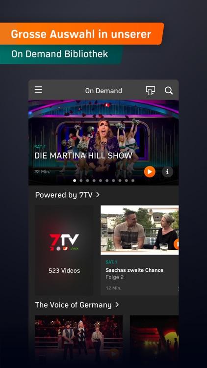 Zattoo - TV Streaming App screenshot-6