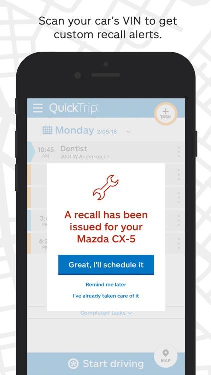QuickTrip® Route Planner screenshot-3