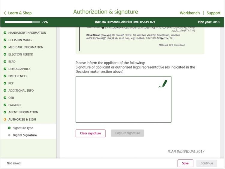 Enrollment HUB screenshot-6