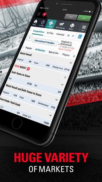 BetStars Sports Betting EU screenshot-4