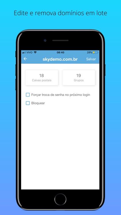 Skymail Admin screenshot-3
