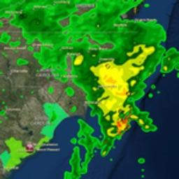 HD Weather Doppler Radar