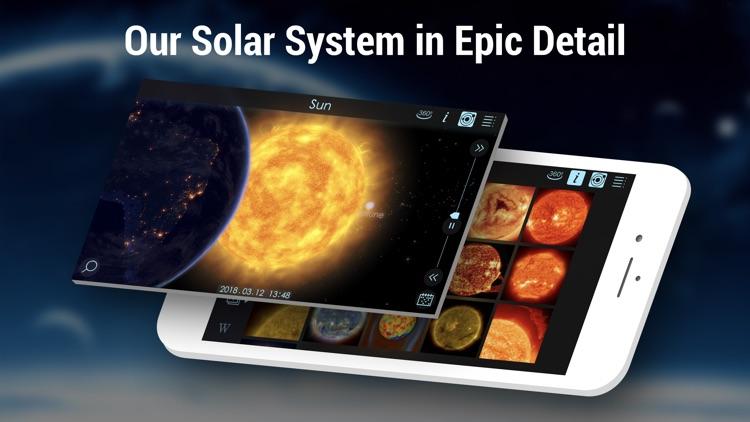 Solar Walk 2 - Space Simulator screenshot-0