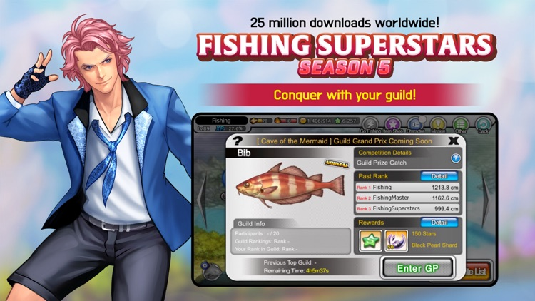 Fishing Superstars : Season 5