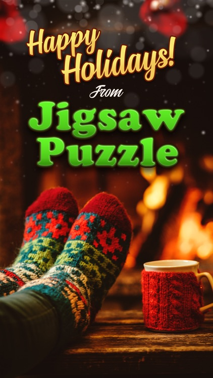Jigsaw Puzzle screenshot-4