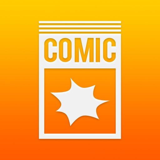 iComics - Digital Comic Reader