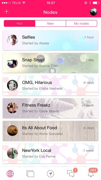 Meet freaks app