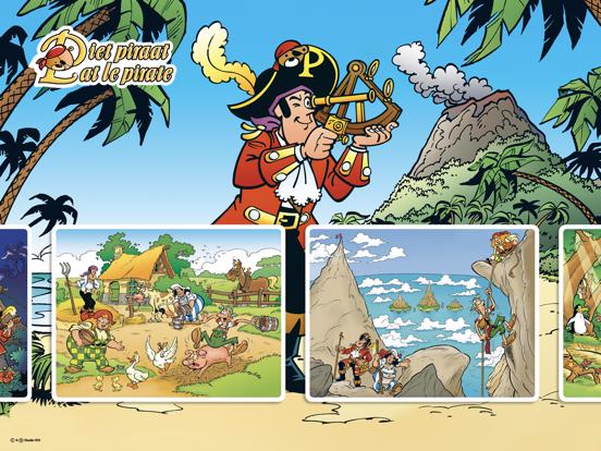 Puzzel Piet Piraat screenshot 2