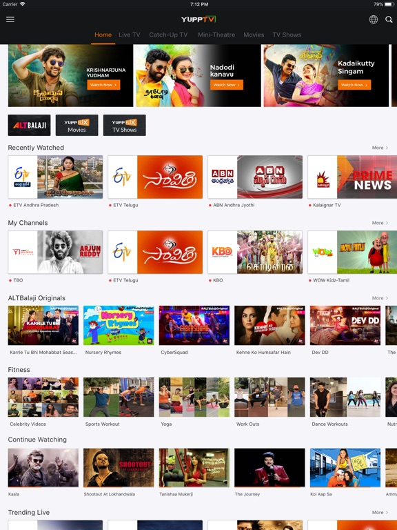 How to download movies from yupptv
