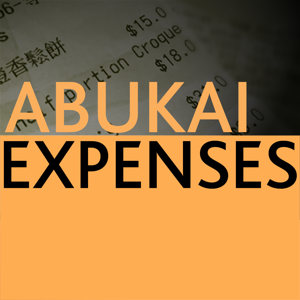 ABUKAI Expense Reports Receipt app