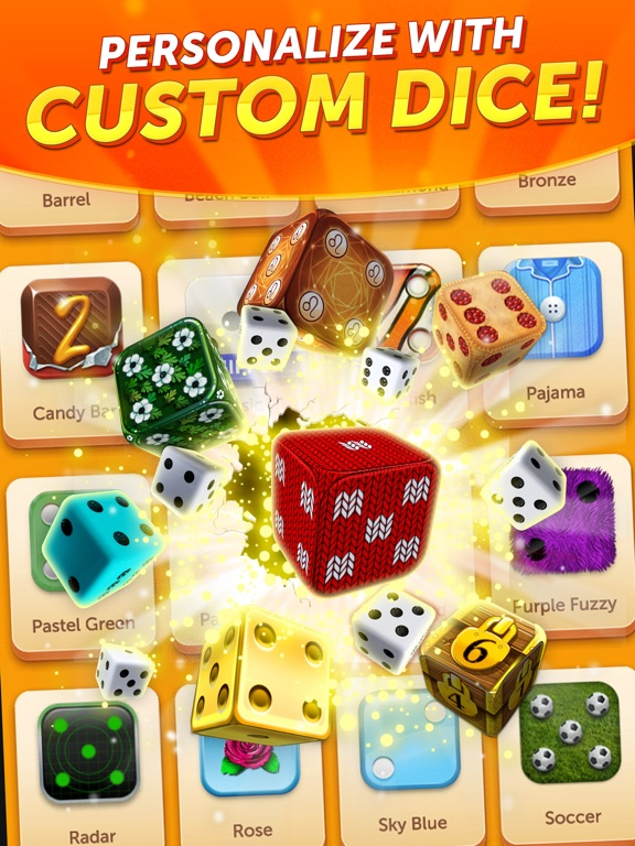 Yahtzee® with Buddies Dice screenshot 10