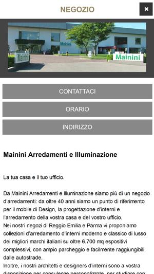 Mainini arredamenti app store for Mainini arredamenti
