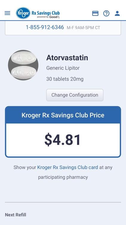 KrogerRxSC screenshot-3