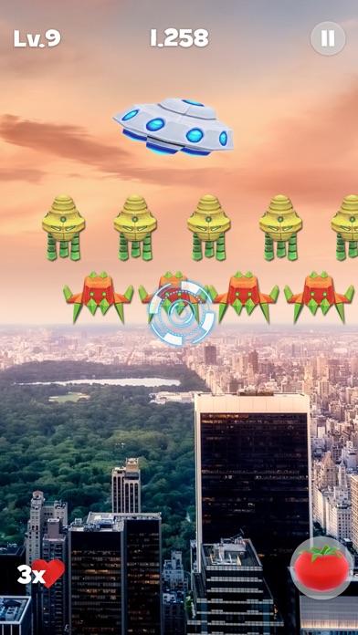 Space Alien Invaders AR screenshot 2
