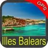 Balearic Islands GPS Charts