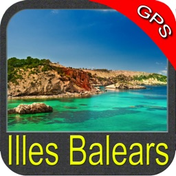 Balearic Is. Nautical Charts