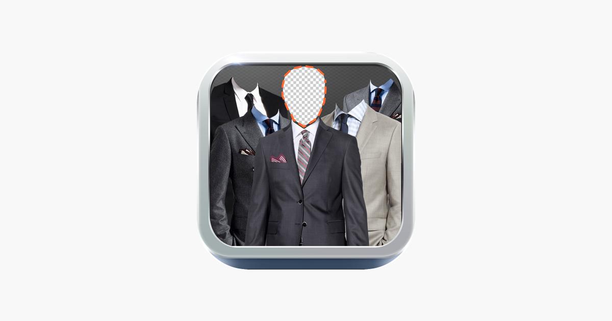 Man Suit -Fashion Photo Closet on the App Store