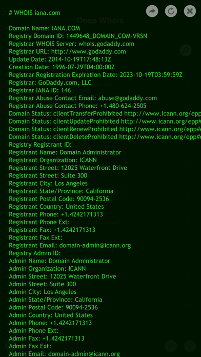 Nice Trace - Traceroute ScreenShot2