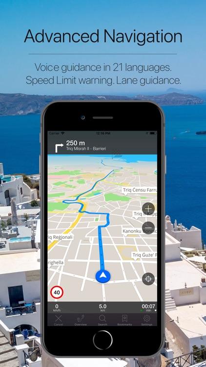 Malta Offline Navigation screenshot-3