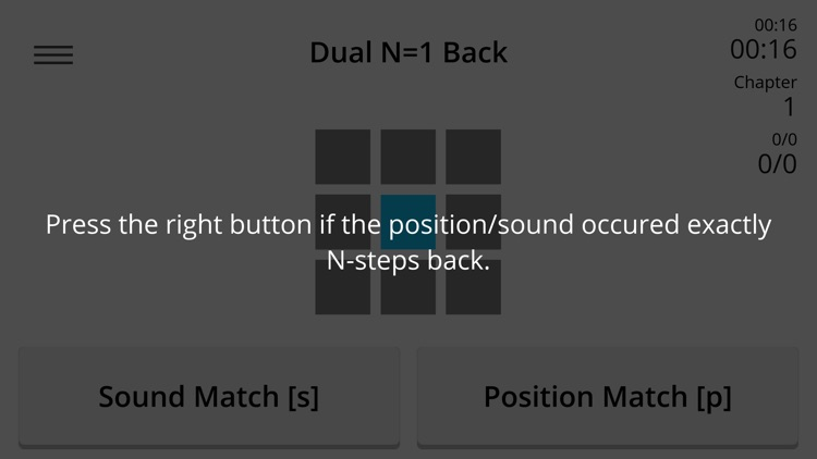 Dual N-Back - Train of Thought screenshot-6