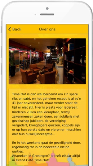 time out groningen