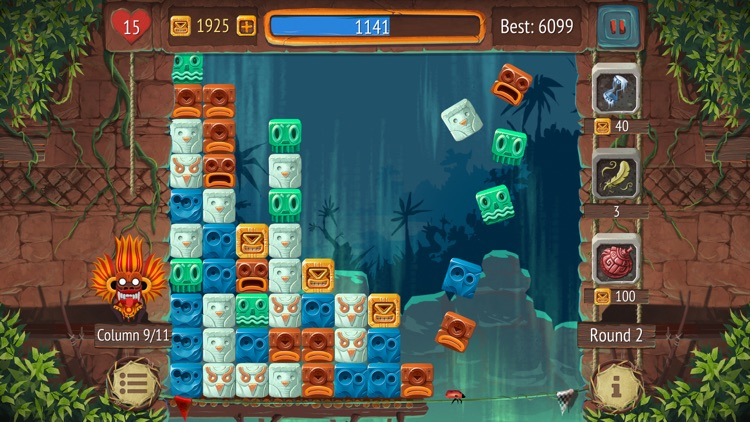 Tap the Blocks - Match Puzzle screenshot-0