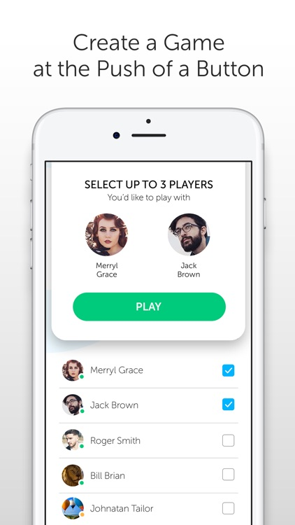 PokerUp: online poker with friends