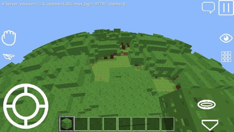 Sphere Block Craft : Online Build World Craft Game