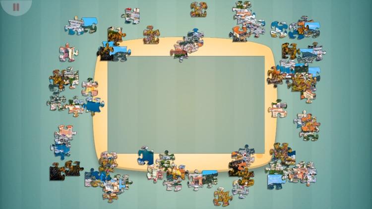 Jigsaw Puzzle France screenshot-5