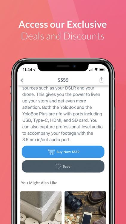 Gadget Flow - Shopping App screenshot-3