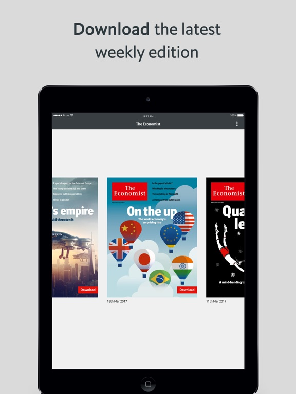 Best free news apps for iPad (iOS 9 and below)
