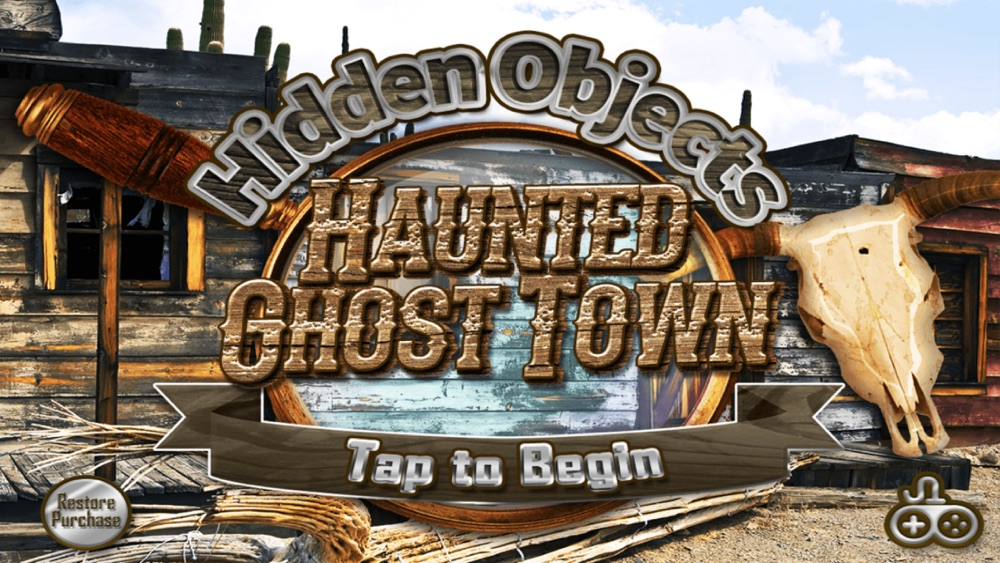Hidden Objects Ghost Town Time Cheat Codes