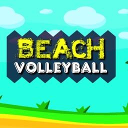 沙滩排球大赛- 全民开心玩游戏