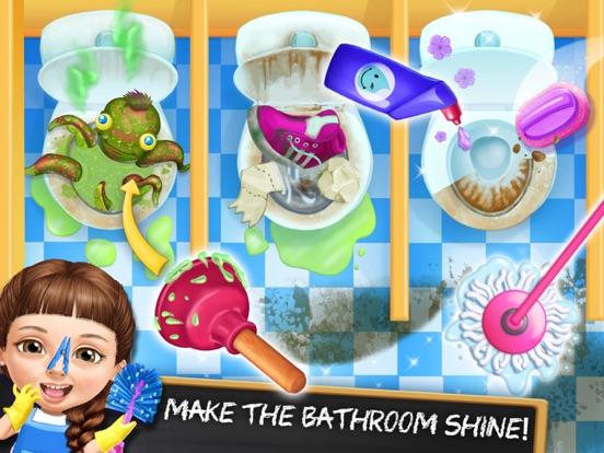 Sweet Baby Girl School Cleanup screenshot 7