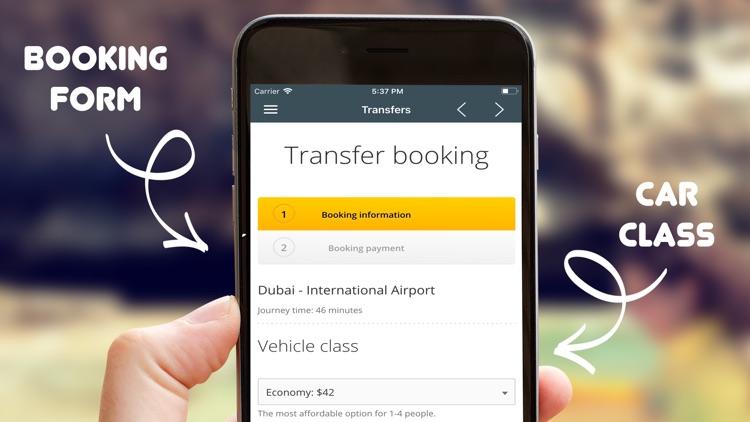 Transfersapp: Airport Transfer