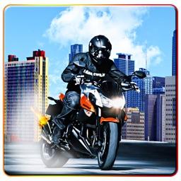 Thunder Bike - Rider 2018