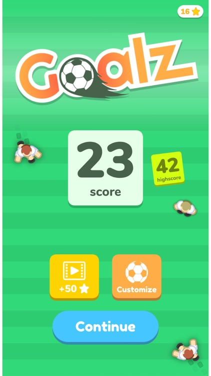 Goalz . screenshot-3