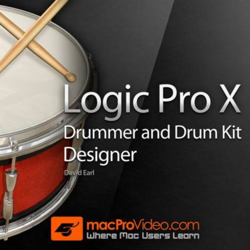 Drummer Course For Logic Pro X