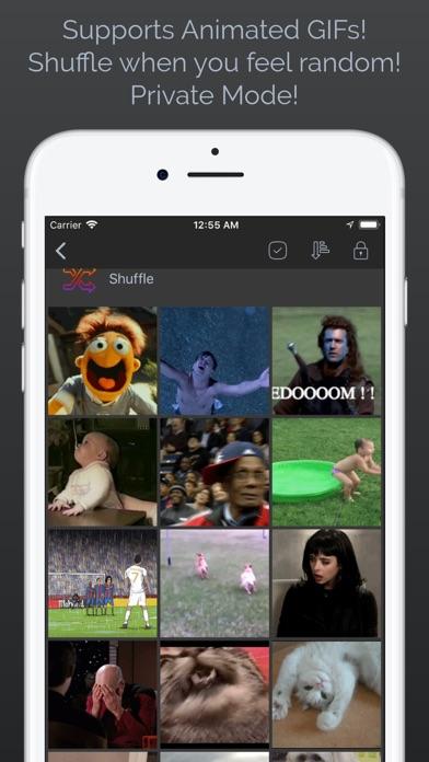 PhotoStreamr screenshot four
