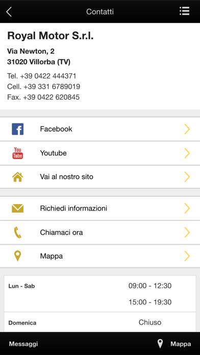 Screenshot of Royal Motor5