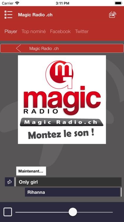Swiss Internet Radios